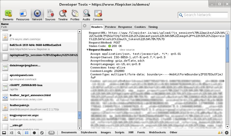 Exploiting Filepicker io - Chris Foster